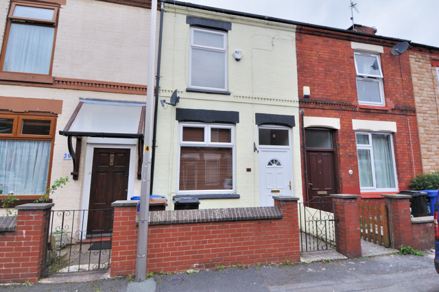 Churchill Street, Heaton Norris, Stockport, Cheshire, SK4 1NB